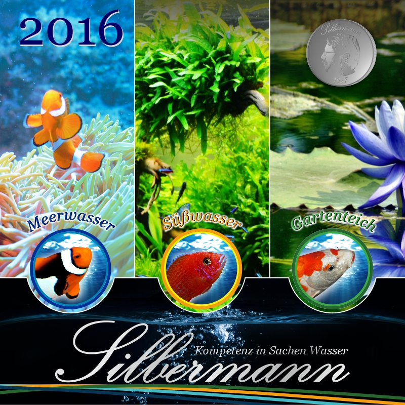 Silbermann Produktkatalog 2016